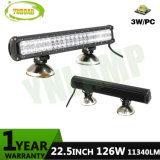126W 22.5inch IP67 CREE Offroad LED Light Bar for Truck