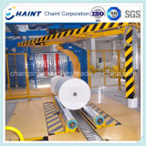 Ce Approved Paper Mill Stretch Wrapping Machine