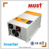 ISO9001 Factory 1kw-6kw Solar Inverter with Build in MPPT Controller