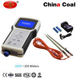 Pqwt-200s Portable Water Detector Finder Machine for 200 Meters