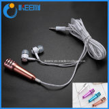 Chinese Professional Portable KTV Karaoke System Dynamic Condenser Wired Microphone