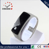 Silicone Wristwatch Band Watches LED Wrist Watch (DC-898)