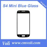 Glass for Samsung S4 Mini I8190, Color Blue