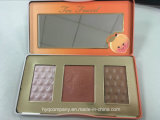 Hot Selling Too Faced Sweet Peach Glow 3colors Waterproof Long Lasting Hight Quality Eyeshadow Palette