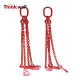 G80 Alloy Steel 4 Leg Rigging Chain Sling