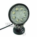 Kll7504-24W 4 Inch Round Shock-Proof LED Working Light Lamp