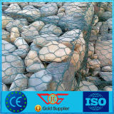 Galvanized Hexagonal Woven Wire Gabion Basket