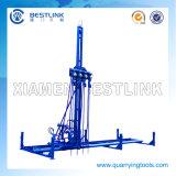 Horizontal & Vertical Pneumatic Mobile Rock Drill Machine