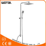 Chrome Plate Finished Single Lever Bath Shower Mixer