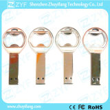 Pass H2 Tested Metal Bottle Opener USB Flash Drive (ZYF1136)