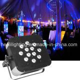 2015 New Product 12PCS 4in1 LED PAR Lamp (HL-010)