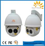 Short Distance Surveillance Night Vision IP HD Dome Camera