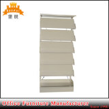 School Furniture Low Price Customized Steel Shelf for Magazine Display