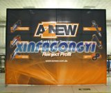 Hight Quality Pop out Banner with aluminium Frame