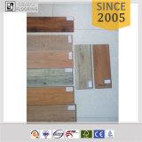Wearable Resisdential Wood Grain Non Slip Click Vinyl PVC Flooring