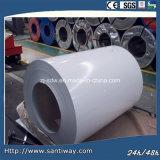 White PPGI Prepainted Galvanized Steel Coil Sheet