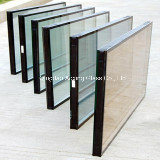 Low-E Coated Energy Saving Insulated Glass for Building Curtain Wall