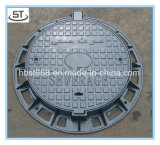Hot Selling Ductile Iron D400 Manhole Cover