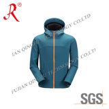 High Waterproof Winter Outdoor Fleece & Soft Shell Jacket (QF-449)