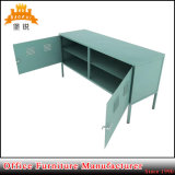 Living Room Furniture Showcase New Model Metal TV Cabinet