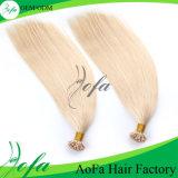 Hair Bulk Remy Blond Human Hair Extensions