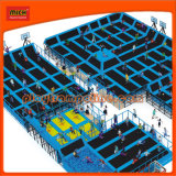 Free Jumping Child Trampoline Park