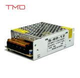 AC 110V-220V to DC 12V 5A 60W Universal Regulated Switching Power Supply Transformer for LED Strip Lights