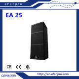 Stable Quality (EA 25) Dual 15 Inch Audio Professional Speaker Loudspeaker