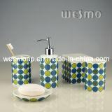 Porcelain Color DOT Bathroom Accessories (WBC0626B)