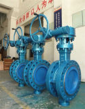 Double Flange High Performance Butterfly Valve