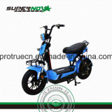 Electric Motorcycle with Tubeless Tires