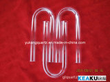U Bend Quartz Glass Tube (YKT-047)