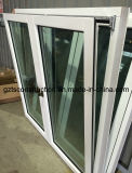 Double Glazing Aluminum Clad Wood Window