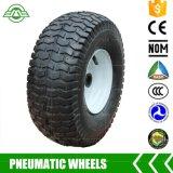 5.00-6 Pneuamtic Rubber Wheel for Wheelbarrows Trailers