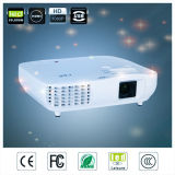 Mini Full HD Projector, Multimedia LED Projector (X2000VX)