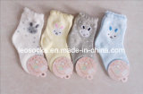 Nice Design Baby Cotton Sock with Anti-Slip