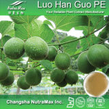 100% Natural Monk Fruit/Luo Han Guo Extract (Mogrosides 80%~99%)