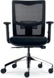 New Design Black Swivel Workstation Chair (FOH-XK14)