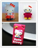 Wholesale USB Flash Drive Cartoom Hello Kitty USB Stick Flash Card Pendrives USB Memory Card Flash Disk Memory Stick Flah Thumb Drive USB 2.0
