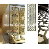 Customed Modern Design Decorative Stainless Steel Room Divider for Home