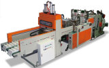 Full-Auto Double-Line Hot-Sealing & Hot-Cutting T-Shirt Bag Making Machine (CHZD-900/1100N)