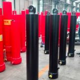 Multistage Telescopic Hydraulic Dump Cylinder