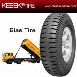 Bias Truck Tire with DOT Certificate 750-16
