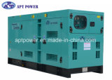 Water Cooled 3phase Soundproof Diesel Generator Set with Cummins Engine