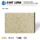 Cheap Wholesale Single Color Artificial Quartz Stone Slab