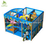 China Factory Price Mcdonalds Indoor Playground Equipment