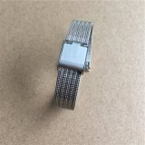 12 14 16 18 20 22mm Wave Stainless Steel Mesh Watch Strap