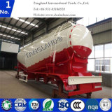 3 Axles Cement/Lime/Powder Coal Ash/Fly Ash/Silt Material /Tank Semi Trailer