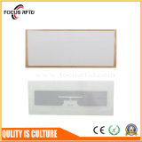 High Performance UHF Alien/Impinj Paper RFID Tag and Wet Inlay for Inventory/Library System