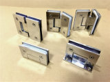 Stainless Steel, Brass, Zinc Alloy, 90/135/180 Wall Mounted Shower Hinge